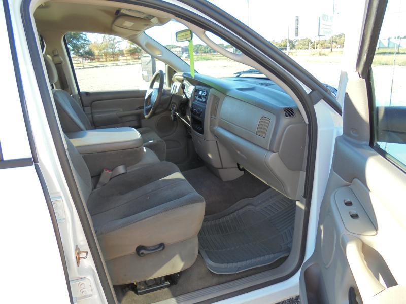 2005 Dodge Ram Pickup 3500 SLT - Belton TX