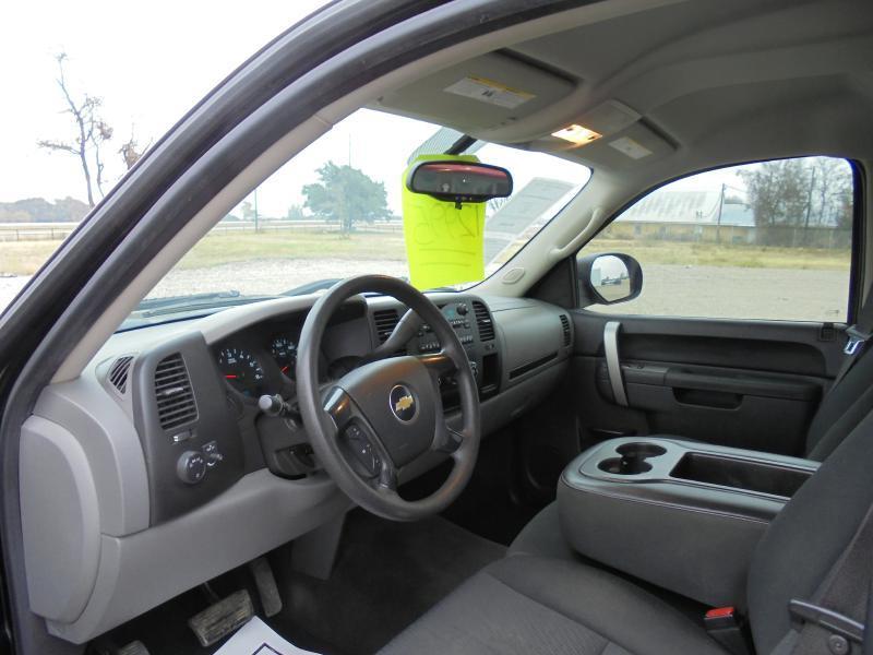 2010 Chevrolet Silverado 1500 4x2 LS 4dr Crew Cab 5.8 ft. SB - Belton TX