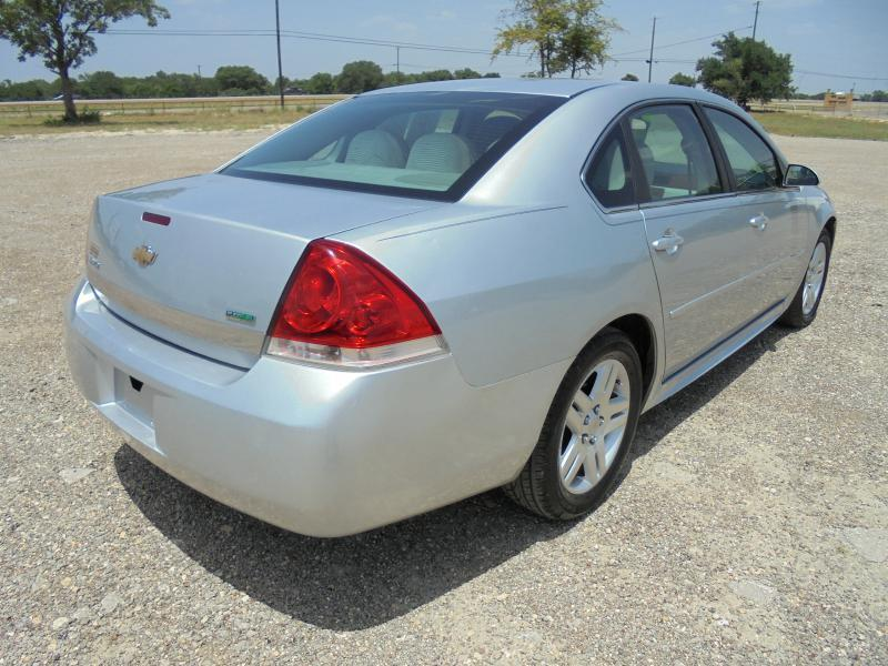 2011 Chevrolet Impala LS Fleet 4dr Sedan w/1FL - Belton TX