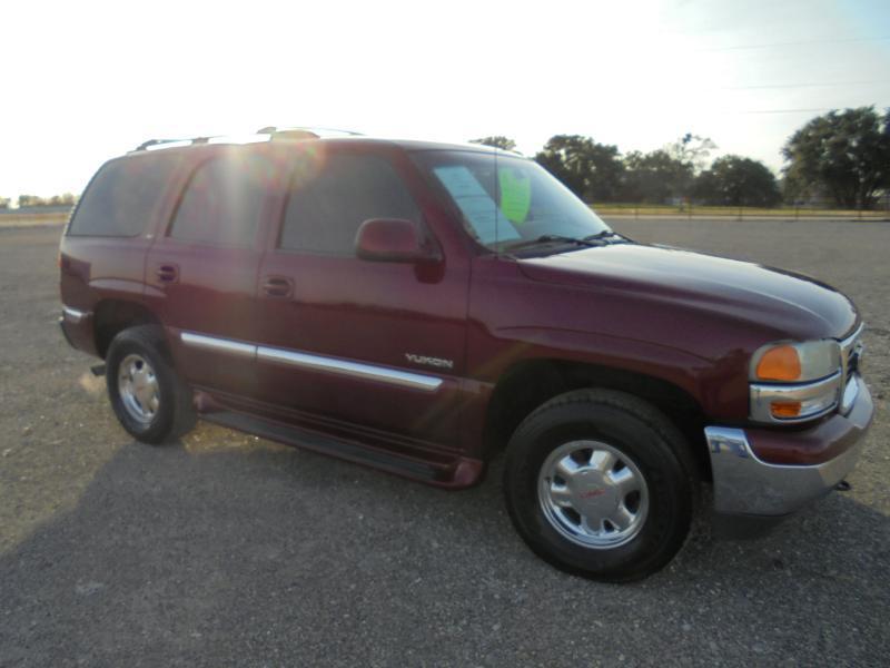 2002 GMC Yukon SLT 2WD 4dr SUV - Belton TX
