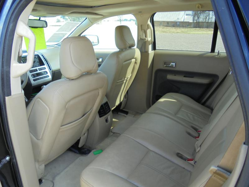 2007 Ford Edge SEL Plus 4dr SUV - Belton TX