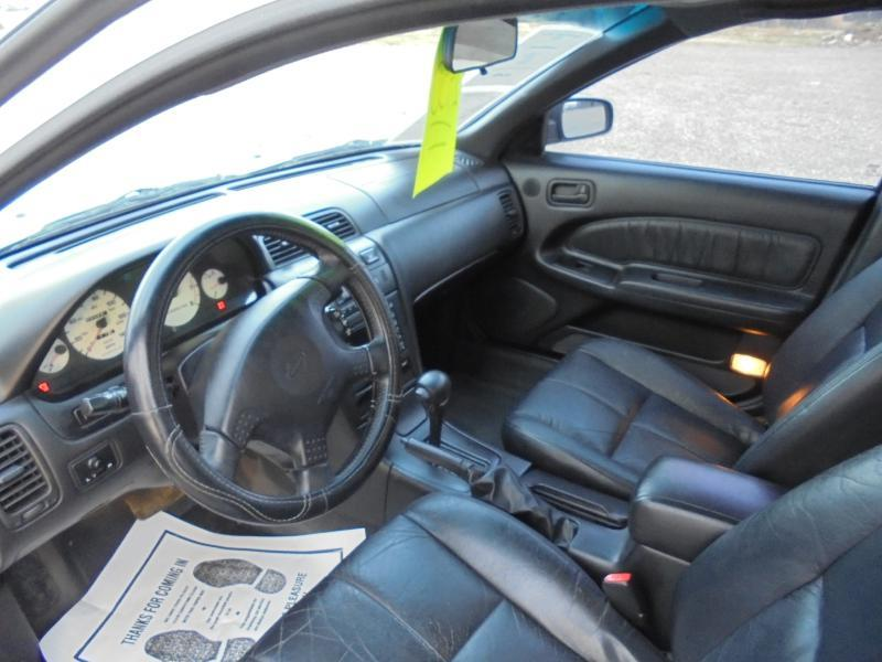 1997 Nissan Maxima GLE 4dr Sedan - Belton TX