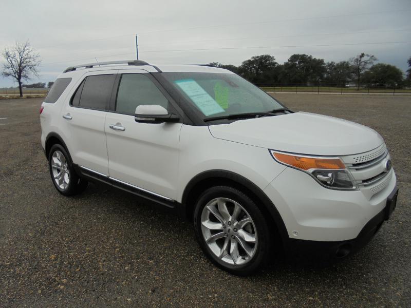 2013 Ford Explorer Limited 4dr SUV - Belton TX