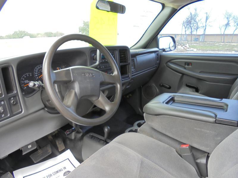 2006 GMC Sierra 2500HD 2500 HEAVY DUTY - Belton TX