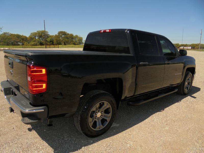 2015 Chevrolet Silverado 1500 CREW CAB LS - Belton TX
