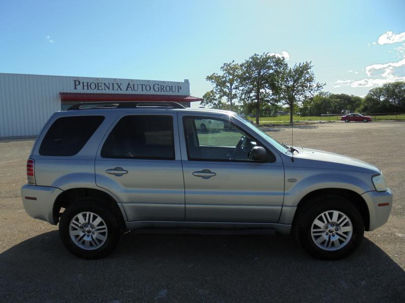 2006 Mercury Mariner Luxury 4dr SUV - Belton TX