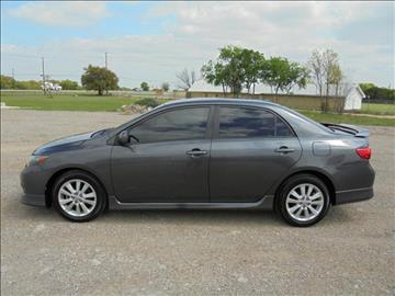 2010 Toyota Corolla for sale in Belton, TX