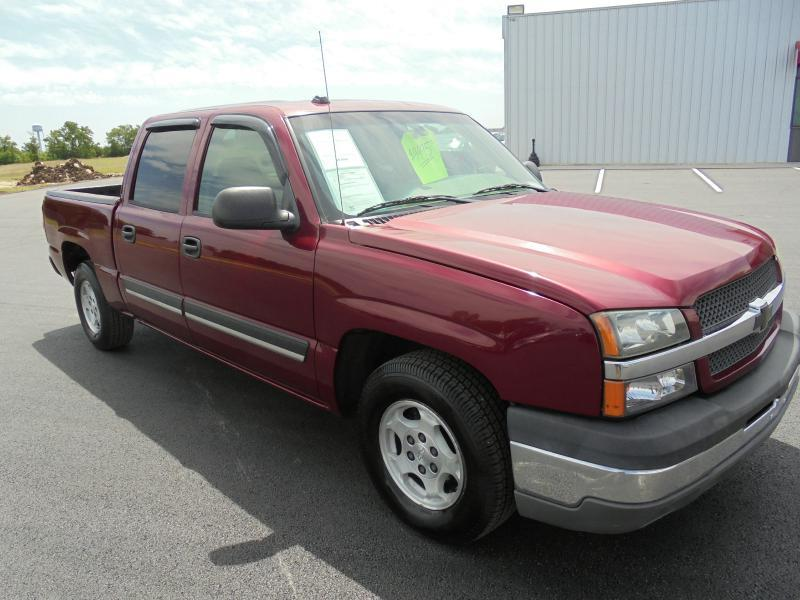 2004 Chevrolet Silverado 1500  - Belton TX