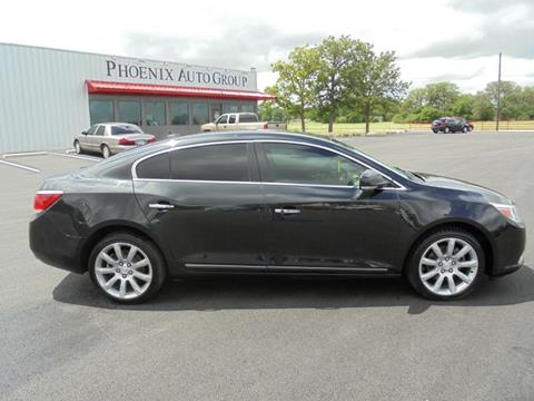 2012 Buick LaCrosse for sale in Belton, TX