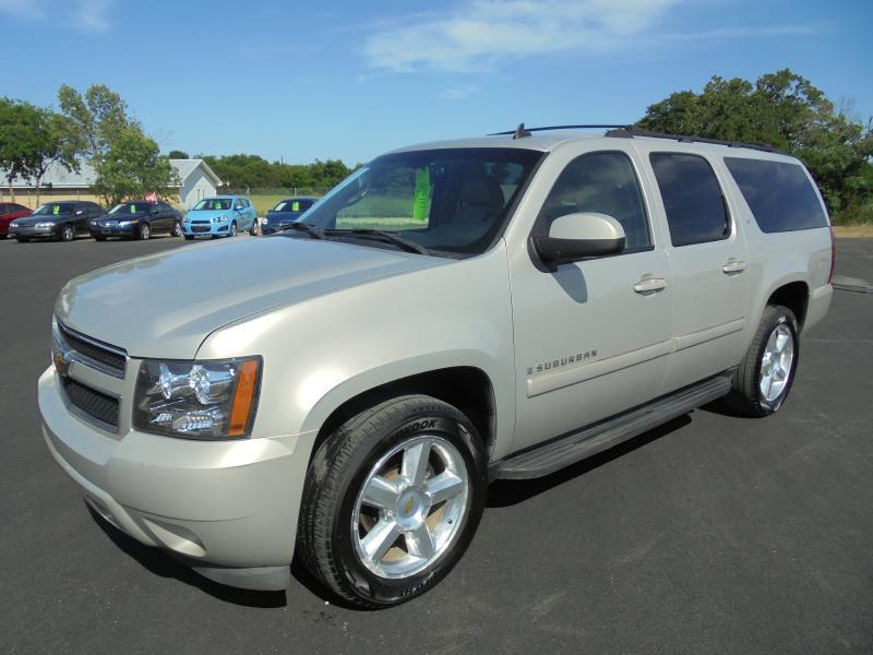 2007 Chevrolet Suburban 1500 - Belton TX