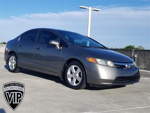 2008 Honda Civic for sale in Coconut Creek, FL