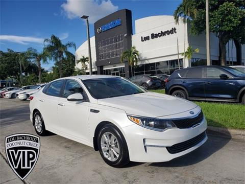 2018 Kia Optima for sale in Coconut Creek, FL