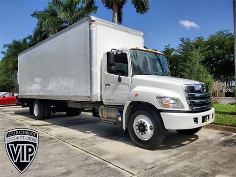 2016 Hino 268A for sale in Coconut Creek, FL