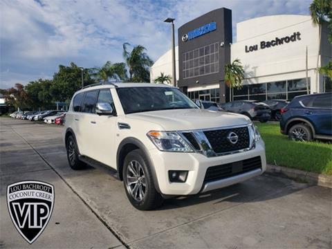 2018 Nissan Armada for sale in Coconut Creek, FL