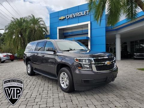 2018 Chevrolet Suburban for sale in Coconut Creek, FL