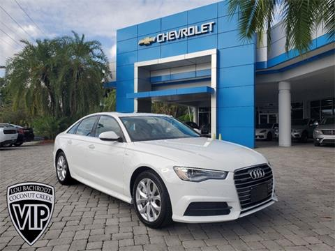 2018 Audi A6 for sale in Coconut Creek, FL