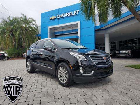 2017 Cadillac XT5 for sale in Coconut Creek, FL
