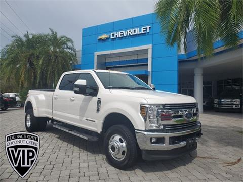 2018 Ford F-350 Super Duty for sale in Coconut Creek, FL