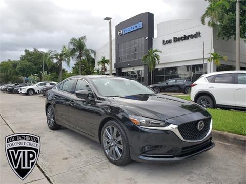 2018 Mazda MAZDA6 for sale in Coconut Creek, FL