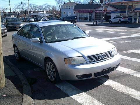 2004 Audi A6 for sale in Bronx, NY