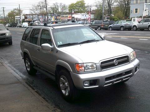 2003 Nissan Pathfinder for sale in Bronx, NY
