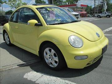 2003 Volkswagen New Beetle for sale in Bronx, NY