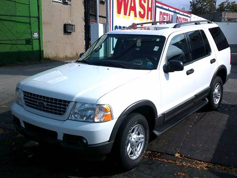 2003 Ford Explorer for sale in Bronx, NY