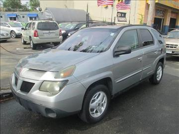 2004 Pontiac Aztek for sale in Bronx, NY