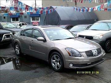 2004 Nissan Maxima for sale in Bronx, NY