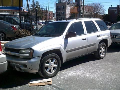 2005 Chevrolet TrailBlazer for sale in Bronx, NY