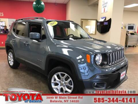 2017 Jeep Renegade for sale in Batavia, NY