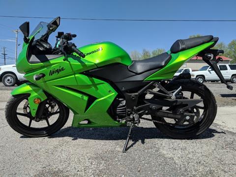 2012 Kawasaki Ninja 250R for sale in Clarksville, TN