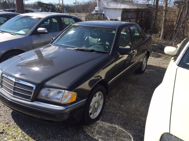 1995 mercedes benz c class c220 4dr sedan in clarksville tn wolff auto sales. Black Bedroom Furniture Sets. Home Design Ideas