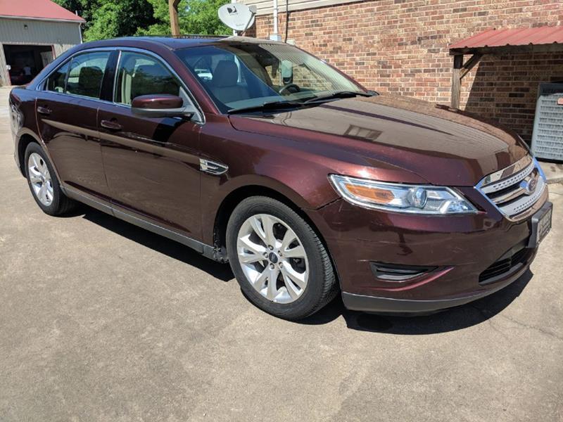 2010 ford taurus sel 4dr sedan in clarksville tn wolff auto sales. Black Bedroom Furniture Sets. Home Design Ideas