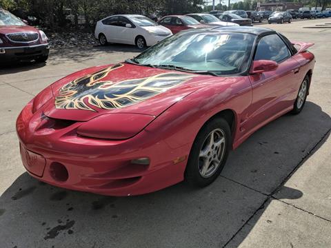 1998 Pontiac Firebird for sale in Clarksville, TN