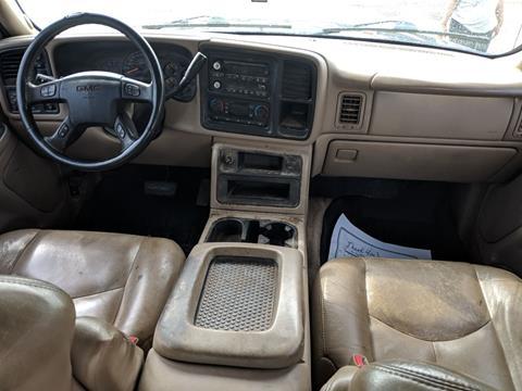 2004 GMC Sierra 2500 for sale in Clarksville, TN