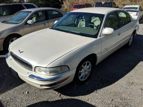 2002 Buick Park Avenue for sale at Wolff Auto Sales in Clarksville TN