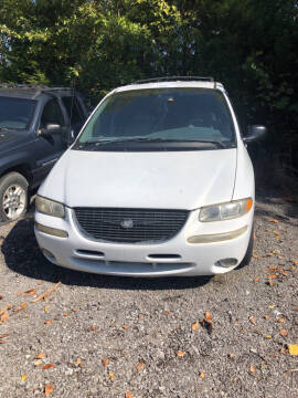 2007 Chrysler Town and Country for sale at Wolff Auto Sales in Clarksville TN