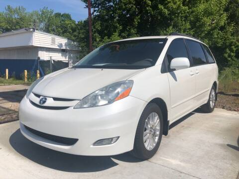 2010 Toyota Sienna for sale at Wolff Auto Sales in Clarksville TN