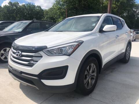2016 Hyundai Santa Fe Sport for sale at Wolff Auto Sales in Clarksville TN