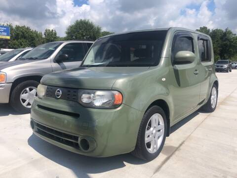 2009 Nissan cube for sale at Wolff Auto Sales in Clarksville TN