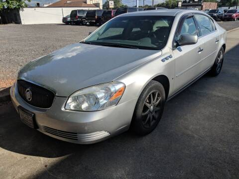2006 Buick Lucerne for sale at Wolff Auto Sales in Clarksville TN