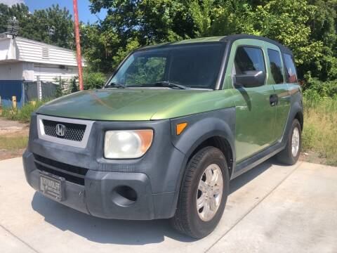 2006 Honda Element for sale at Wolff Auto Sales in Clarksville TN