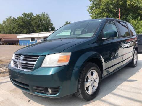 2009 Dodge Grand Caravan for sale at Wolff Auto Sales in Clarksville TN