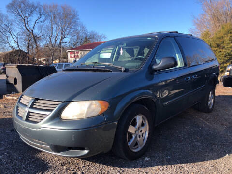 2007 Dodge Grand Caravan for sale at Wolff Auto Sales in Clarksville TN