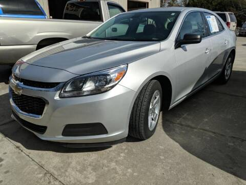 2015 Chevrolet Malibu for sale at Wolff Auto Sales in Clarksville TN