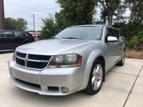2008 Dodge Avenger for sale at Wolff Auto Sales in Clarksville TN