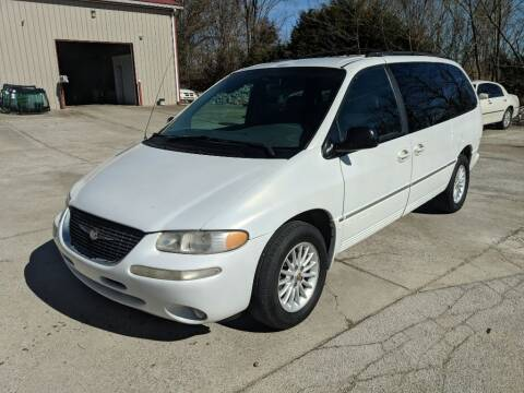 2000 Chrysler Town and Country for sale at Wolff Auto Sales in Clarksville TN