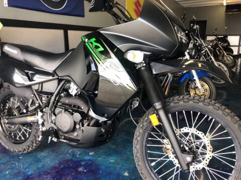 2017 Kawasaki KLR650 for sale at Wolff Auto Sales in Clarksville TN