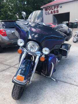 2010 Harley-Davidson ELECTRA-GLIDE for sale at Wolff Auto Sales in Clarksville TN